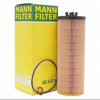Масляный фильтр mann HU 842 x элемент