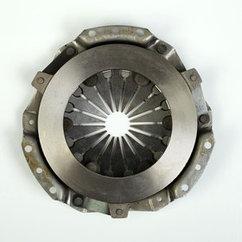 Ведущий диск сцепления  (корзина) с кольцом ф430, DZ9114160034