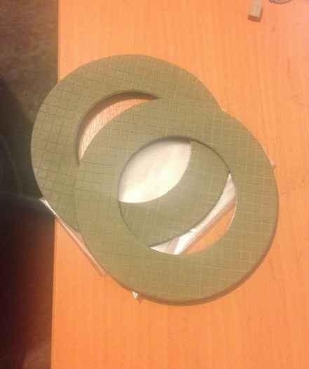 Фрикцион бронзовый  (2шт*1ком.) 16Y-15-00041