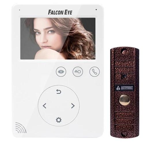 Комплект видеодомофона Falcon Eye FE-PLUS