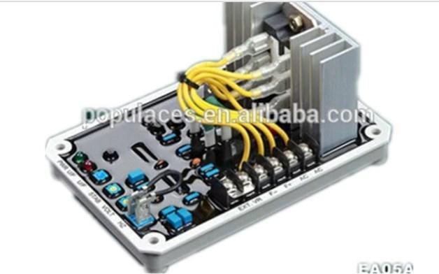Универсальный AVR для генератор автоматический регулятор напряжения AVR EA05AF, фото 2
