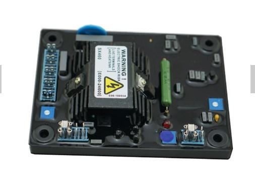 Newage SX460 регулятор напряжения AVR схем