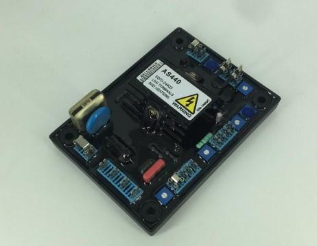 Генератор Newage AVR AS440 замена типа