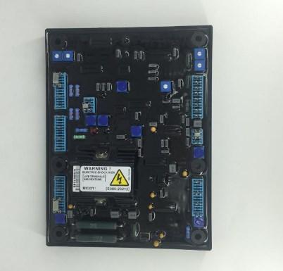 Генератор части AVR 321 MX321 автоматический регулятор напряжения переменного тока