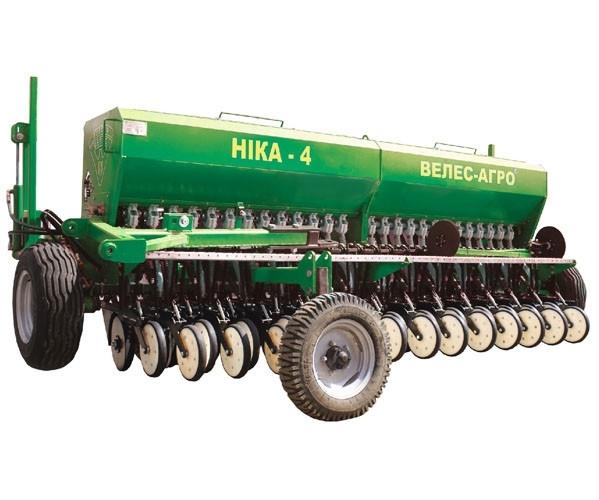 Сеялка зерновая минимальной технологии посева СЗМ-4 «Ника»  навесная