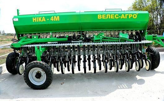 Сеялка зерновая минимальной технологии посева СЗМ-4 «Ника»  прицепная, фото 2