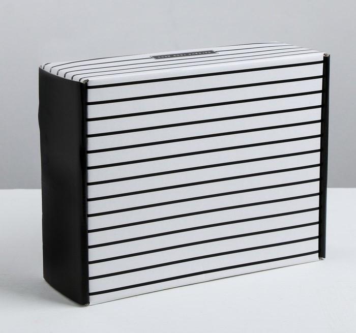 Складная коробка «Сегодня твой день», 27 × 9 × 21 см - фото 1