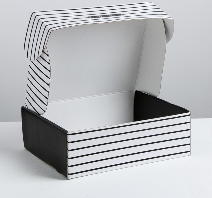 Складная коробка «Сегодня твой день», 27 × 9 × 21 см - фото 3