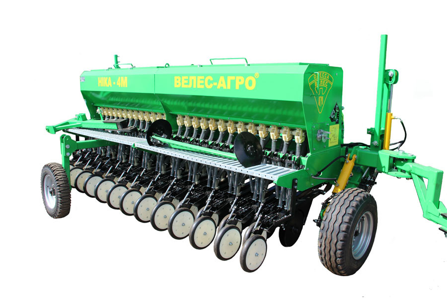 Сеялка зерновая СЗМ-4 «Ника» с узкорядным сошником