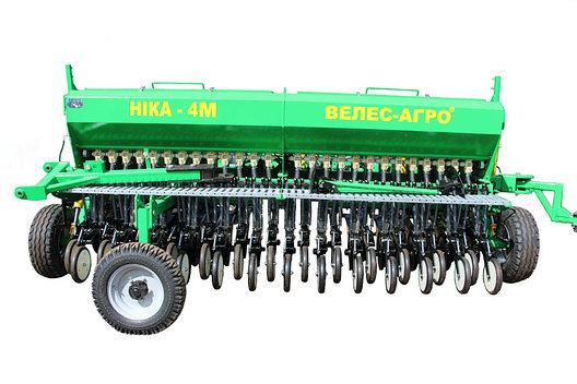 Сеялка зерновая СЗМ-4 «Ника» с узкорядным сошником , фото 2