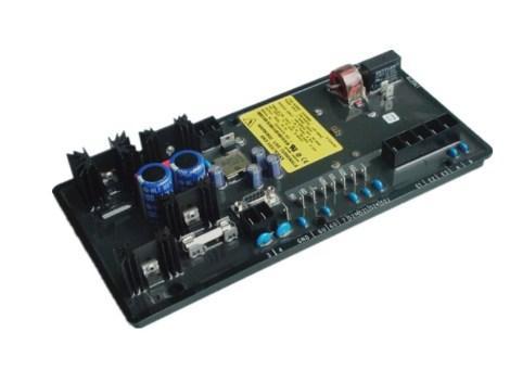 Цифровой AVR DVR2000E для генератора