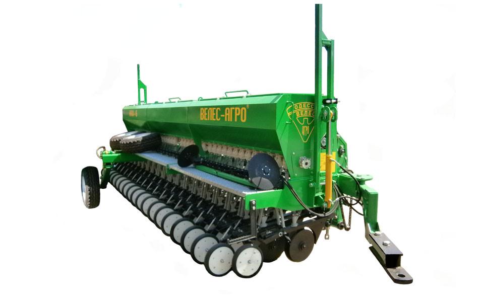 Сеялка зерновая минимальной технологии посева СЗМ-6 «Ника»