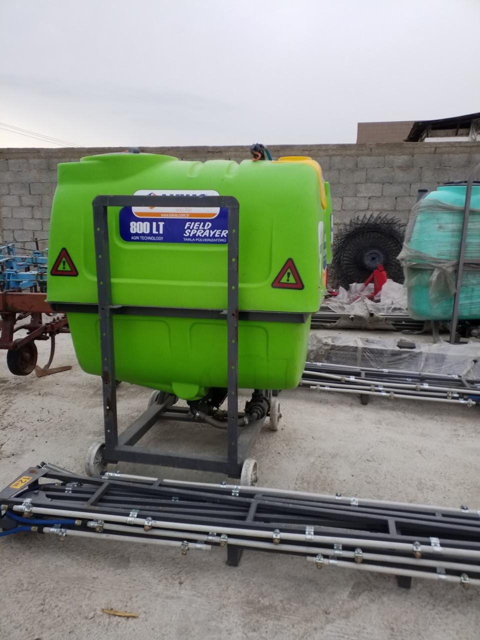 Опрыскиватель навесной 800 литров(Турция)