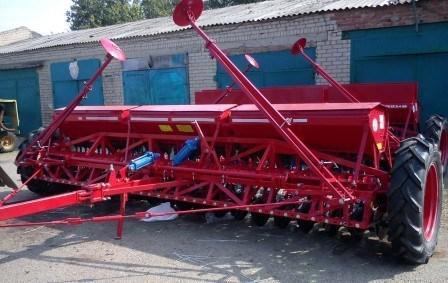 Сеялка зерновая СЗ-5,4, фото 2