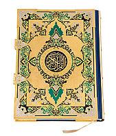 Коран большой на арабском языке (черный, зеленый) - Купить в Казахстане