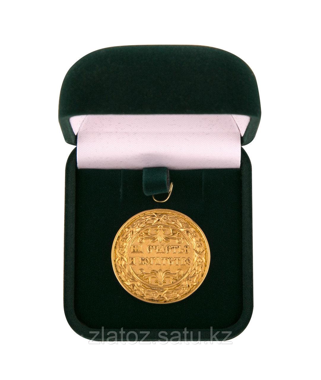 """Сувенир монета """"На счастье и богатство"""" - Купить в Казахстане - фото 3"""