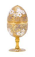 """Яйцо """"Пасхальное"""" 2 рюмки (покрытие серебром) - Купить в Казахстане"""