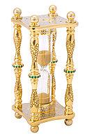 """Часы песочные большие """"Время - деньги"""" - Купить в Казахстане"""