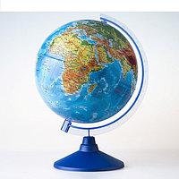 GLOBEN Глобус Земли физический, D-250 мм Ке012500186