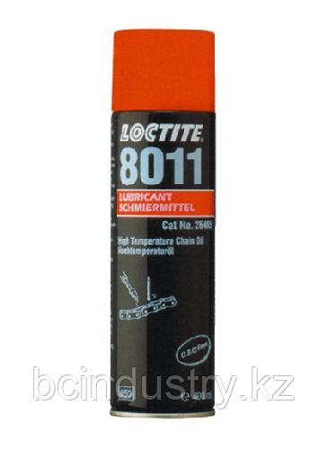 8011 LOCTITE 400ml Высокотемпературное масло