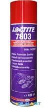 7803 LOCTITE 400ml Аэрозольное покрытие для защиты металла