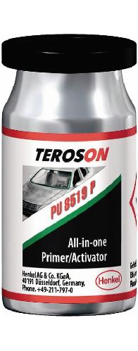 Teroson PU 8519 P 25ml Активатор-праймер применяемый с клеями для вклейки автостекол