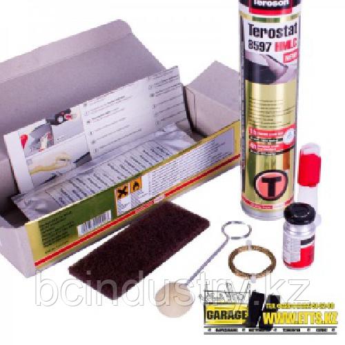 8597 Terostat HMLC, SET Набор для вклейки стекол, быстрый, высокомодульный 310ml