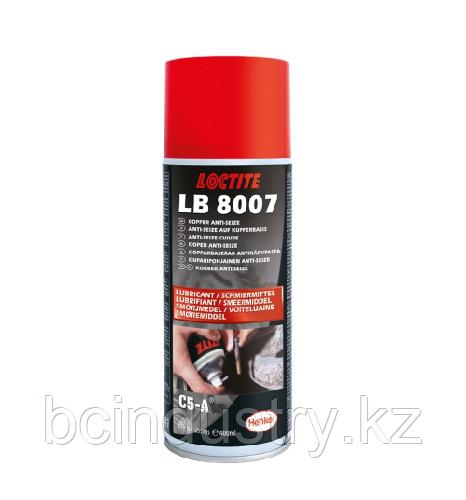 8007 LOCTITE 400 ML (Противозадирная смазка аэрозоль)
