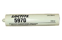 5970 LOCTITE 300 ml Силиконовый нейтральный герметик черный-маслостойкий