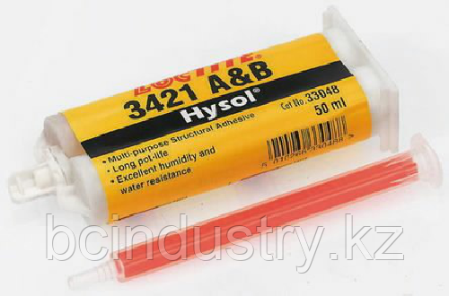 3421 50 ml LOCTITE Клей эпоксидный многоцелевой,влагостойкий