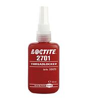 2701 LOCTITE 50ml Фиксатор резьб высокой прочности для неактивных металлов