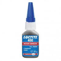 480 LOCTITE 20gr  Клей высокой прочности с резин.наполнителе