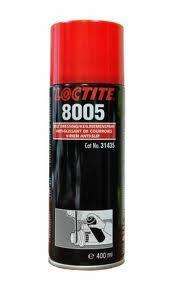 8005  BELT DRESSING 400 ml покрытие для ремней, спрей