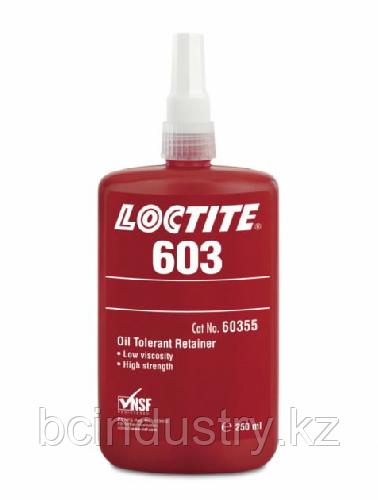 603 LOCTITE 250ml Клей для фиксации цилиндрических деталей