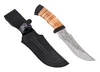 """Нож охотничий """"Сокол"""" (сталь 95x18, береста) - Купить в Казахстане"""