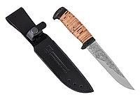 """Нож охотничий """"Стерж"""" (сталь 95x18, береста) - Купить в Казахстане"""