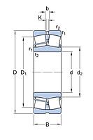 22315 E/C3   подшипник  SKF