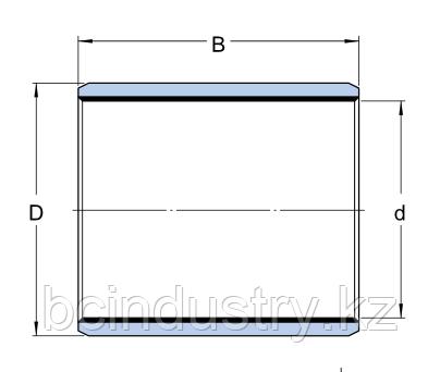 PCM 202315 M композитные втулки SKF
