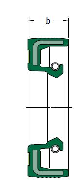 CR 200X230X15 HMSA72 R   манжетное уплотнение SKF