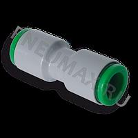 T030600 - Cоединитель трубок цанговый, Dт=6 мм