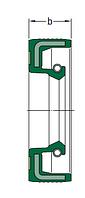 CR45x66x6HMS46RМанжетное уплотнение SKF