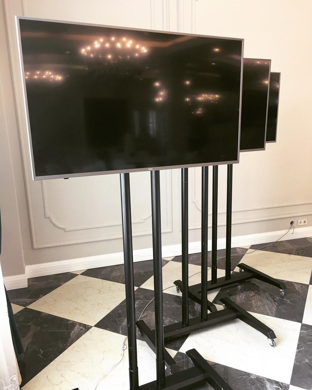 Аренда телевизоров LG 4K Smart - фото 1