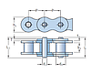 PHC 12B-3O/L   Переходное звено SKF