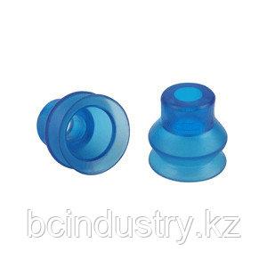 FSGA-11.0-Si-55-M5- AG_10.01.06.00086 - Присоска силикон, D=11 мм, M5 наруж,1,5 гофра