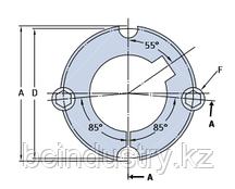 PHF TB2517X30MM конические втулка SKF