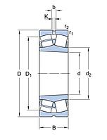 22332 А.МА.Т41А подшипник SKF