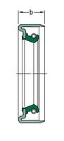 CR 75030   Манжетное уплотнение SKF