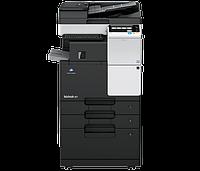 Konica Minolta bizhub 287 монохромное МФУ 3 в 1 (копир-принтер-сканер) формат А6 - A3