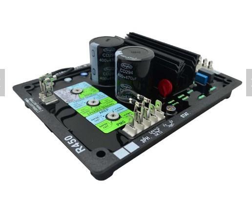 AVR для генератора R450