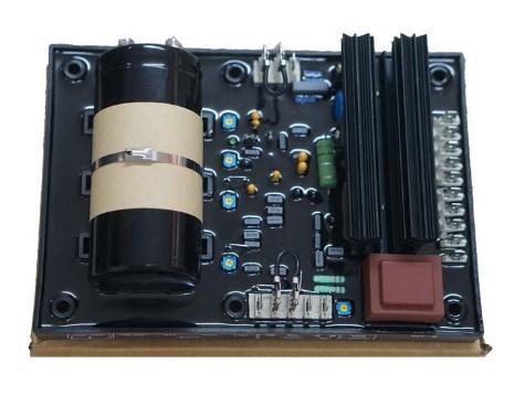 Регулятор напряжения переменного тока R448 трехфазный AVR для бесщеточный генератор с очень хорошее качеств, фото 2